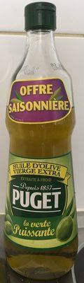 Huile d'Olive Vierge Extra - la verte Puissante - Offre saisonnière - Product - fr