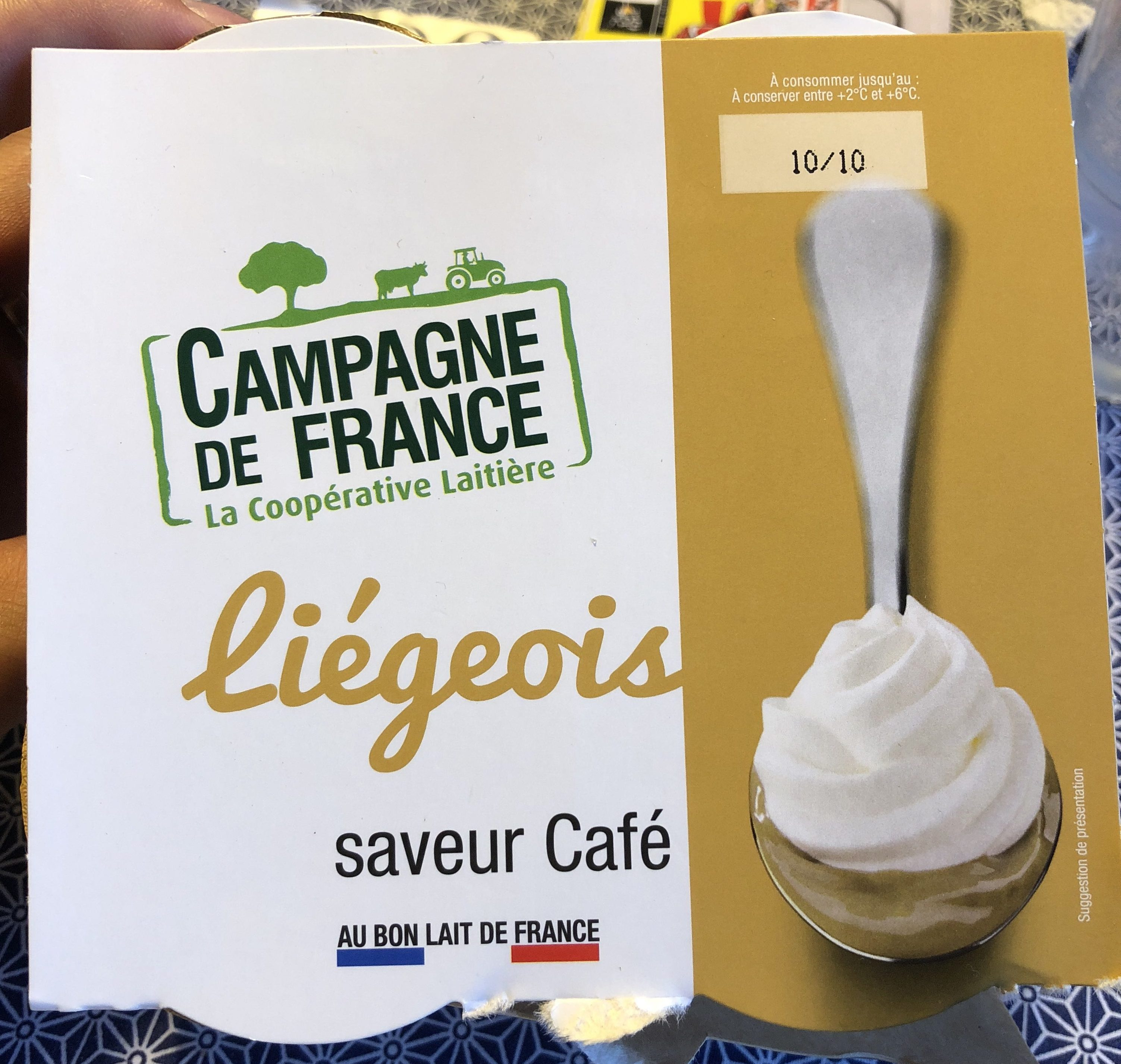 Liégeoise Cafe - Produit - fr