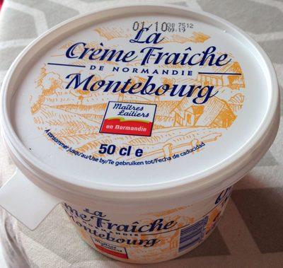Crème fraîche Montebourg - Product