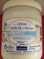 Crème Fraîche d'Isigny (38% MG) - Product