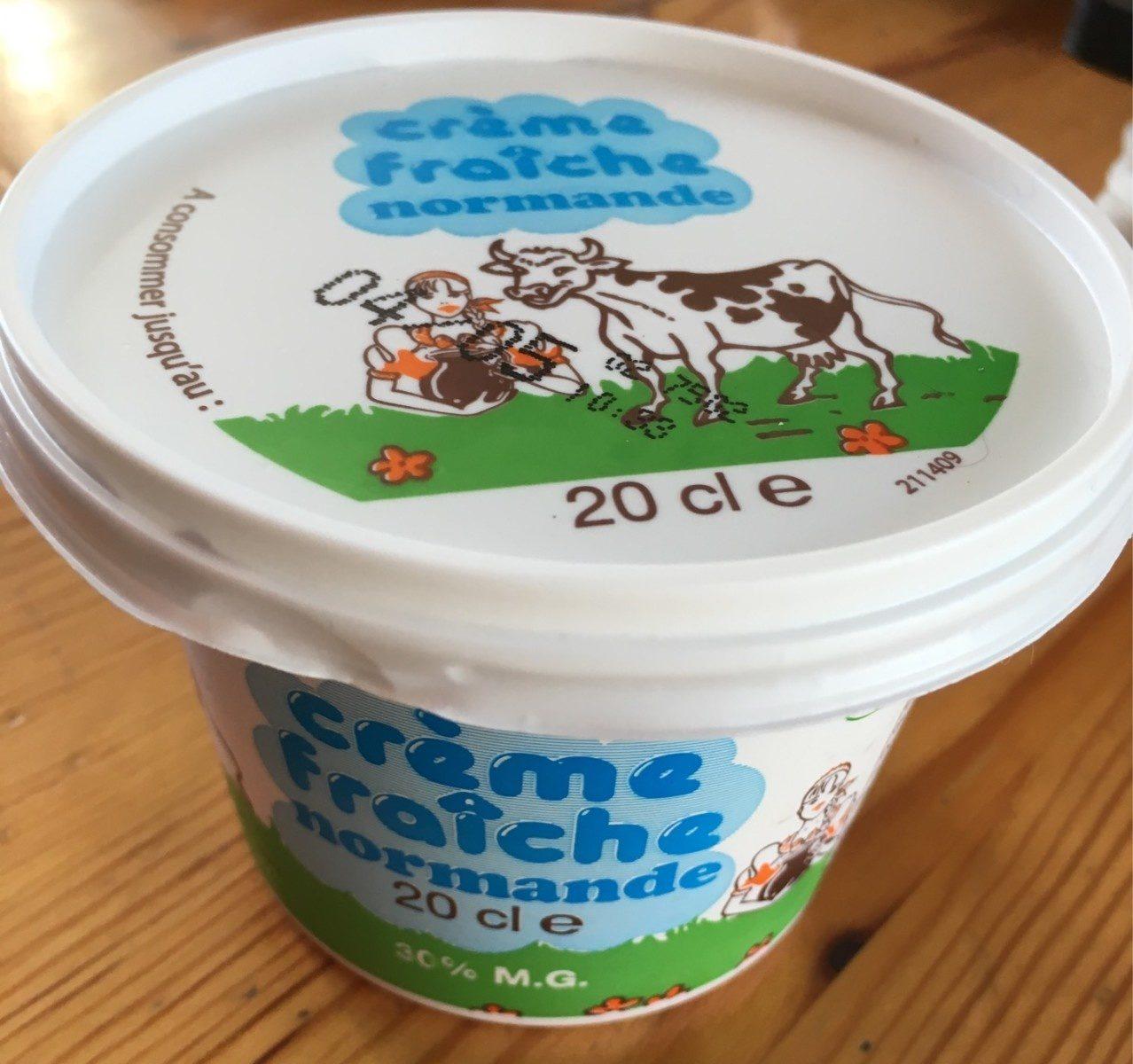 Crème Fraiche Normande - Product