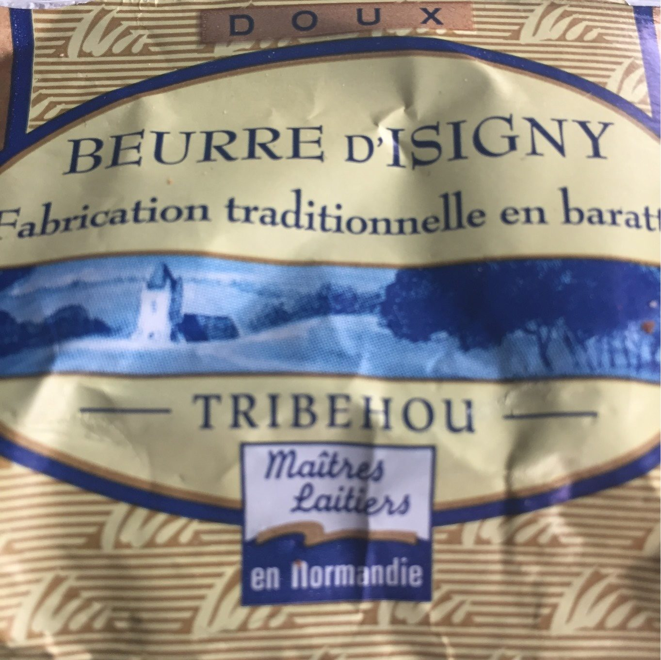 Beurre d'Isigny - Product
