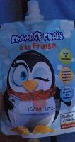 Fromage frais à la Fraise - Product