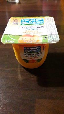 Fromage frais - Produit - fr