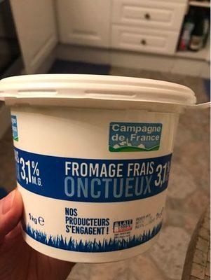 Fromage Frais Onctueux - Produit - fr