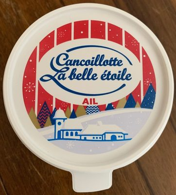 Cancoillotte Ail - Produit