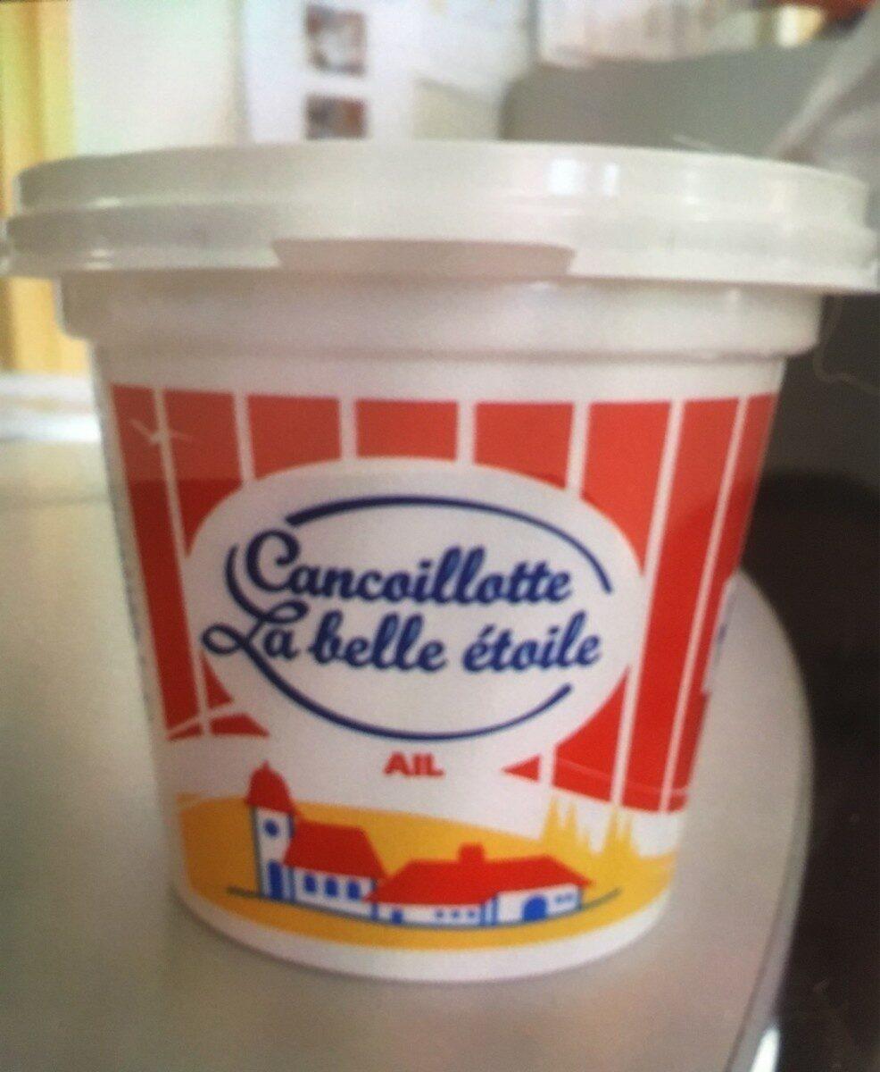Fromage cancoillotte à l'ail - Produit - fr
