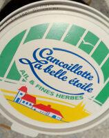 Cancoillette Ail et Fines Herbes - Produit - fr