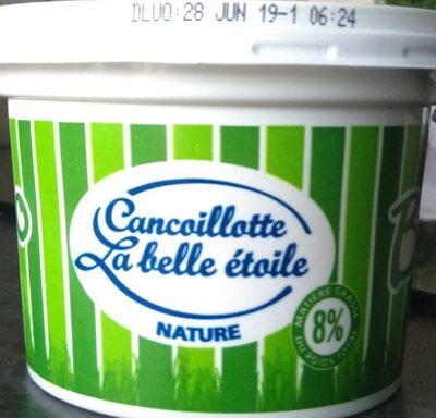 Cancoillotte Nature Bio - Produit - fr