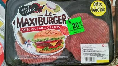 Le maxi Burger - Product - fr