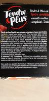 Tartare de boeuf - Ingredients