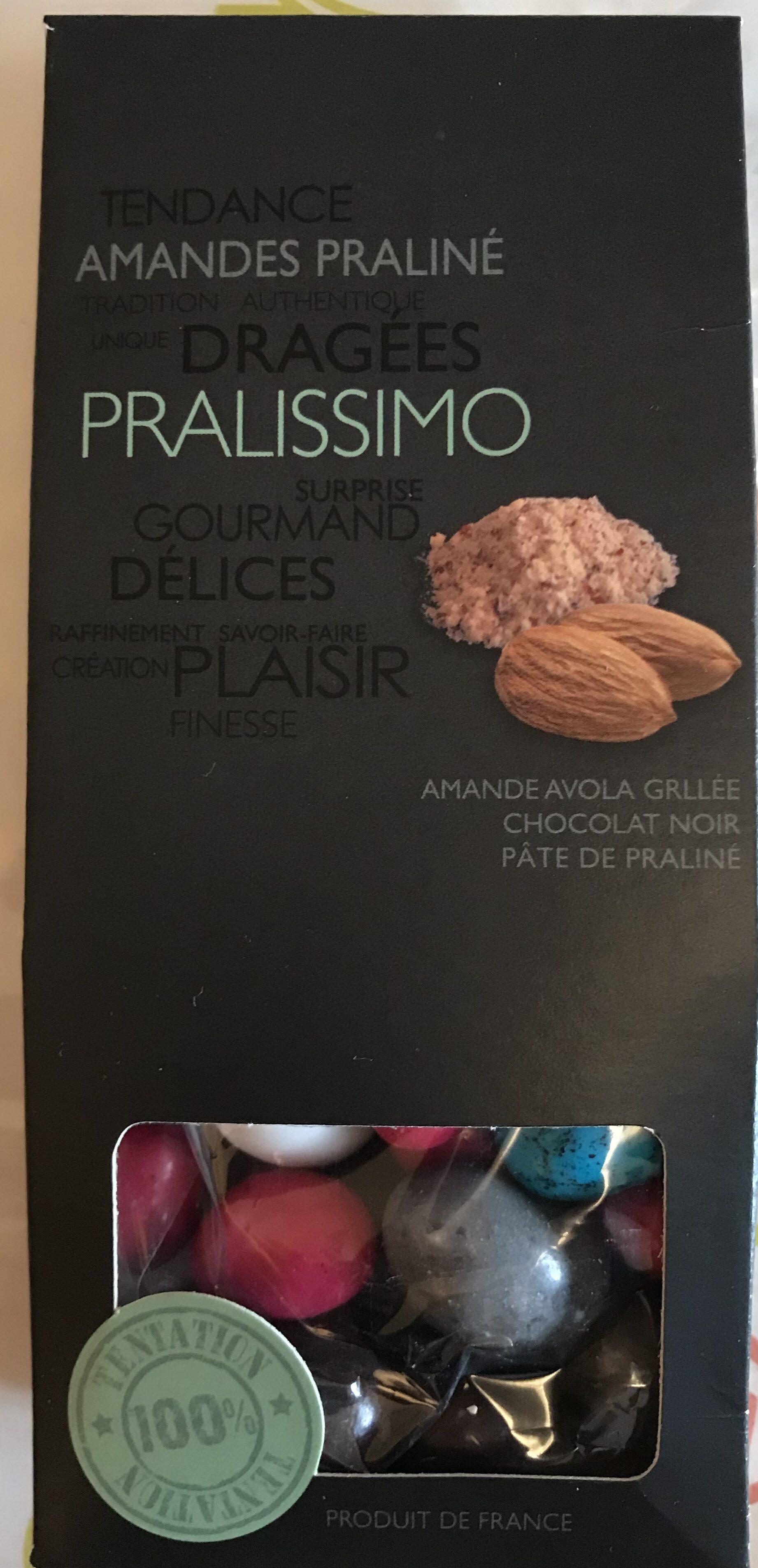 Galets praline multicolore - Produit - fr