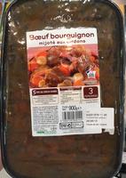 Bœuf bourguignon mijoté aux lardons - Produit - fr