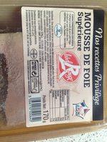 Mousse de foie superieure - Product - fr