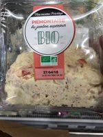 Piemontaise au jambon suoerieur bio - Product