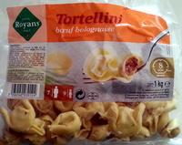 Tortellini bœuf bolognaise - Product