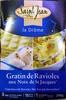 Gratin de Ravioles aux Noix de St Jacques - Product