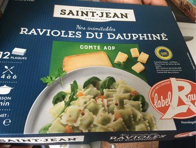 Ravioles du dauphine - Produit - fr
