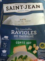 Ravioles du dauphiné comté AOP - Producto