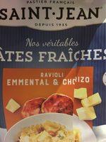 Ravioli Emmental & Chorizo - Produit - fr