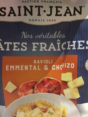 Ravioli Emmental & Chorizo - Produit