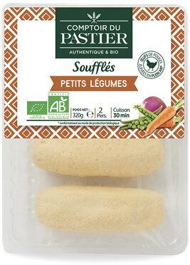 Soufflés petits légumes - Product - fr