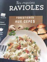 Ravioles Cèpes - Produit