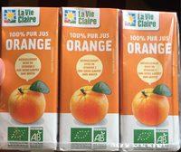 100% Jus D'orange - Product - fr