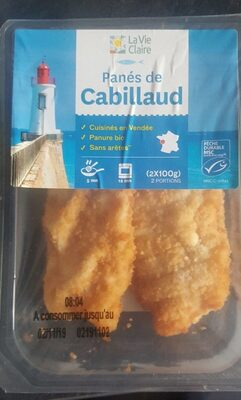 Panés de Cabillaud - Product