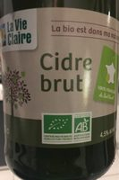 Cidre brut - Prodotto - fr