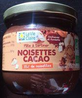 Pate à tartiner Noisette Cacao - Produit - fr