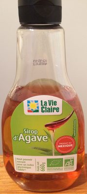 Sirop d'agave - Product