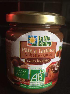 Pâte à tartiner Noisette Cacao - Product