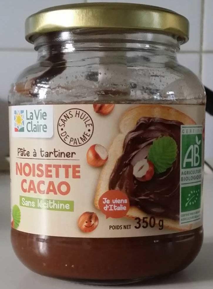 Pâte à tartiner Noisette Cacao - Produit - fr
