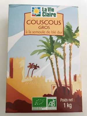 Couscous gros - Product