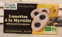 Lunettes à la Myrtille - Produit - fr