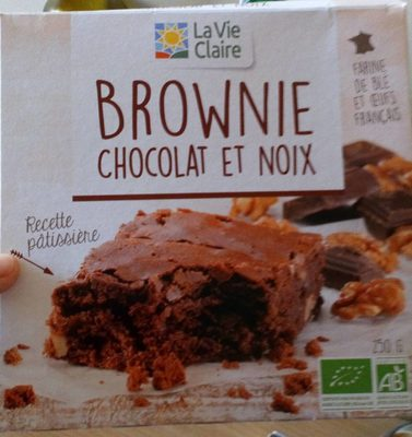 Brownie chocolat et noix - Product