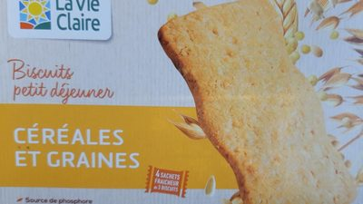 Biscuit petit dejeuner - Product
