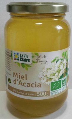 Miel d'Acacia - Produit
