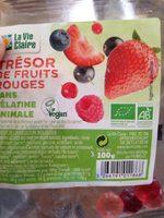 Trésor de fruits rouges - Product - fr
