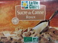 Sucre de canne roux - Product