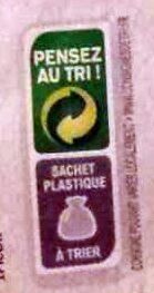 Coquillettes Complètes - Instruction de recyclage et/ou informations d'emballage - fr