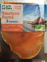 Saumon Fumé - Product