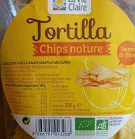 Tortilla chips nature - Produit - fr