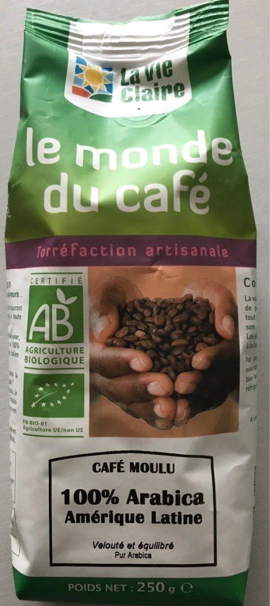 Le monde du café - Product - fr