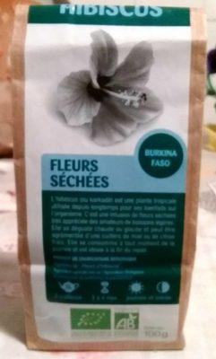 Hibiscus fleurs séchées - Product