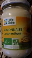 Mayonnaise L'authentique - Produit