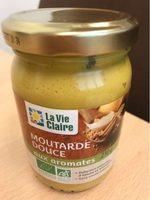 Moutarde Douce Aux Aromates - Product
