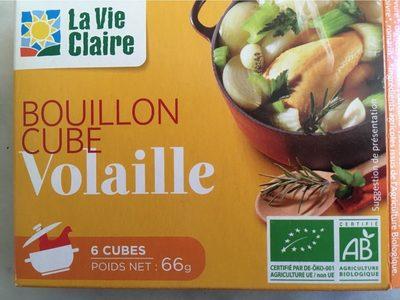 Bouillon cube volaille - Produit
