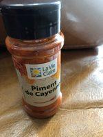 Piment de Cayenne moulu - Produit - fr